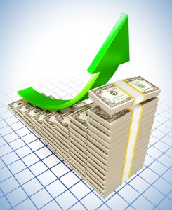 Dollar raising charts