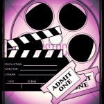 MOVIE REEL & TICKETS